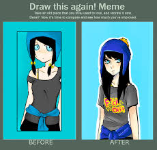 Stan Marsh Meme - draw this again carly tucker by stan is on fire on deviantart