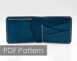 wallet pattern etsy