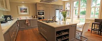 shaker kitchen island country and shaker kitchens