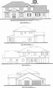 floor plan and elevation drawings custom built homes by jay sparkman custom home design dream home