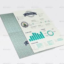 Resume Cv Maker 30 Best Creative Infographic Resume Templates Images On Pinterest