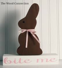 Easter Decorations Rabbits by 181 Best Wood Easter Images On Pinterest Easter Decor Easter