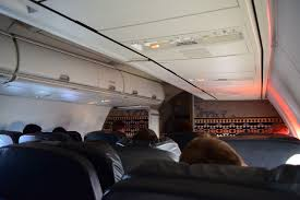 review of alaska airlines flight from los angeles to seattle in first