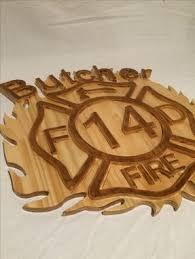 wooden maltese cross buy a custom s maltese cross wood carved plaque made