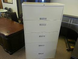 Steelcase Lateral File Cabinets Steelcase 800 Series File Cabinets 5 Drawer Lateral Used