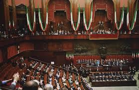 parlamento seduta comune celebrazione 50皸 anniversario della repubblica parlamento in