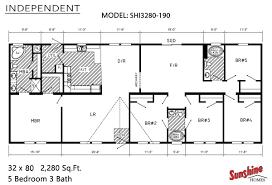 5 Bedroom 3 Bath Floor Plans by Welcome