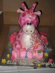 baby shower giraffe cake custom cakes virginia beach