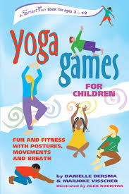 yoga games for children fun and fitness with postures movements