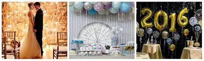 New Year Wall Decoration inspiring ideas for arranging wedding on new year eve weddings eve