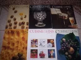 cuisine vins 6 revistas cuisine vins la revista gourmet regalo
