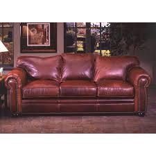 Queen Leather Sleeper Sofa Inspiring Queen Leather Sleeper Sofa Tufted Leather Chesterfield