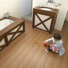 laminate flooring for bathroom waterproof u2022 bathroom faucets and