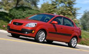 2008 kia rio information and photos zombiedrive