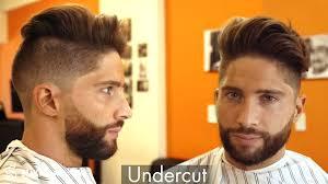 undercut beard how to style hair s hair inspiration
