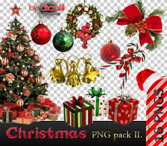 Decoration Christmas Png by Christmas Png Pack Ii By Sharah11 On Deviantart