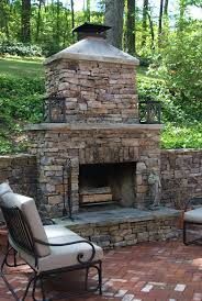 fireplace cool outdoor fireplace ideas pictures for you outdoor