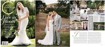 magazine wedding programs c weddings magazine personalized stationery invitations