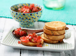 how to use up a batch of fresh tomatoes food network healthy