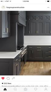 Dark Grey Cabinets Kitchen by 86 Best Shaker Style Cabinets Images On Pinterest Shaker