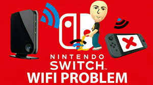 nintendo switch wifi range problem slow weak signal connection