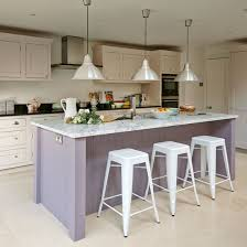 Neutral Kitchen Ideas - take a look at this bespoke budget kitchen ideal home