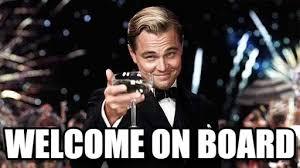 Welcome Meme - welcome on board congratulations meme on memegen