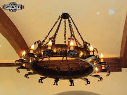 Forged Chandeliers Inspired Iron Chandeliers Chandelier