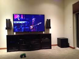 lighting for home theater in a study play room hue hometheater