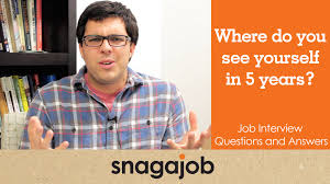 job interview questions and answers part 1 where do you see