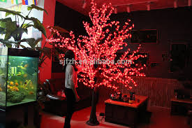 color changing outdoor led tree light color changing led