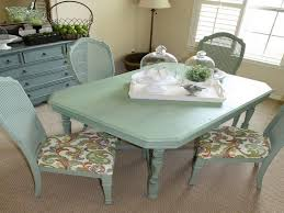 bloombety dining table mint green paint color mint green paint