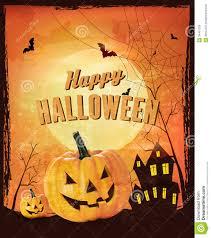 halloween background powerpoint retro halloween background royalty free stock image image 34461286
