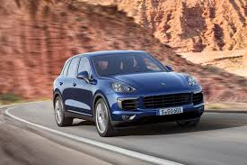 porsche usa 2017 porsche usa to sell 1 500 new cayenne diesels as used vehicles