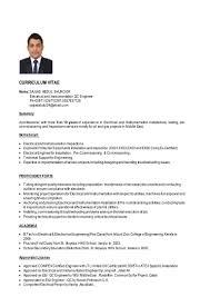 Electrical Testing Engineer Resume Qa Qc Engineer Resume Pdf Virtren Com