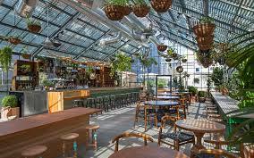 the line hotel koreatown los angeles commissary bars