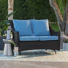 Outdoor Single Glider Chair Outdoor Gliders On Hayneedle U2013 Porch Gliders Patio Gliders For Sale