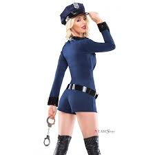 beat cop womans costume