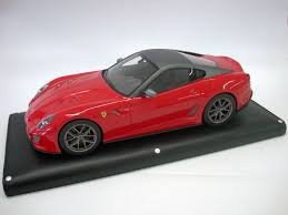 ferrari coupe models ferrari 599 gto 1 18 mr collection models