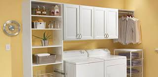 Laundry Room Storage Laundry And Utility Room Storage And Organization Chattanooga