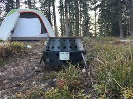 Backyard Volcano Volcano Grill Uses Outdoor Cooking Emergency Preparedness