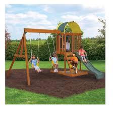 swing sets for backyard children little tikes kids slide outdoor