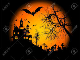 spooky house clipart halloween haunted house background images clipartsgram com