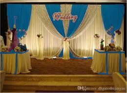 wedding backdrop canada canada wedding stage backdrop supply wedding