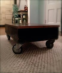 antique industrial carts auto club cart coffee table wheels img