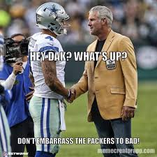 Funny Packers Memes - 30 best memes of dak prescott the dallas cowboys beating aaron
