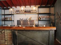 rustic basement bar ideas charm rustic basement bar