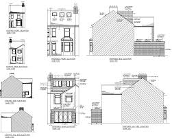 loft conversion plans for victorian terraced house architecture