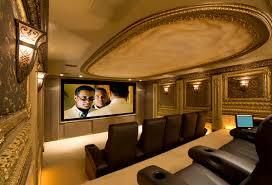 Best Home Theater Design Fine Home Theatre Interior