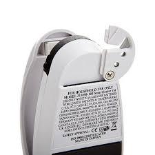smartsealer battery operated storage bag sealer with opener 2 pack